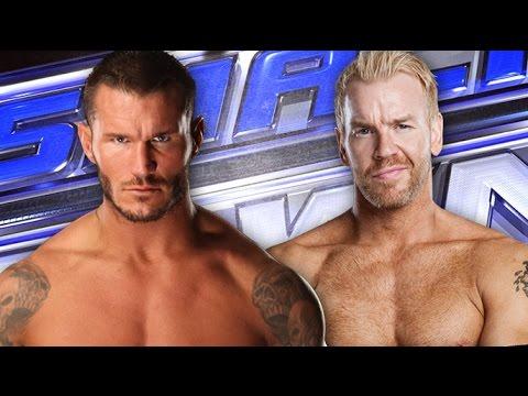 مصارعة حرة دبليو دبليو إي - Randy Orton VS Christian Wwe - اخر حلقات المصارعه الحرة