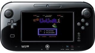 ファミリーコンピュータ(Wii Uバーチャルコンソール) 忍者じゃじゃ丸く...