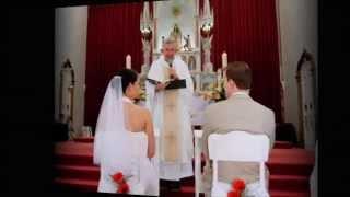 Свадьба на Коста-Рике. Слайд-шоу