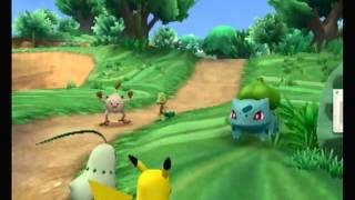 Let's Play: PokéPark Wii: Pikachu's Adventure: Part 1: I Choose You!
