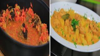 دجاج هندي بالكاري - أرز بجوز الهند - الكفتة الهندية | اميرة في المطبخ حلقة كاملة