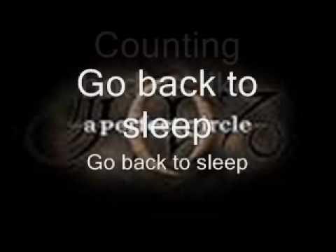 A Perfect Circle Counting Bodies Like Sheep lyrics