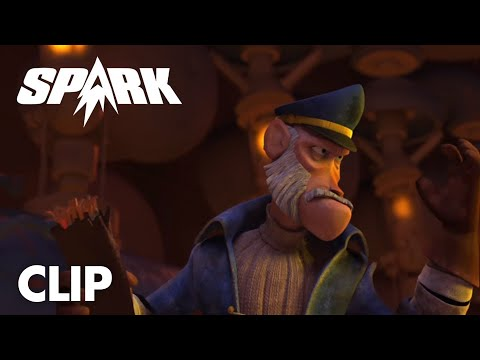 "Thumbnail: SPARK: A SPACE TAIL - ""Royal Guard"" Clip - In Theaters April 14"