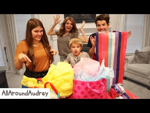 Best Surprise Present For Jordan Wins A Mystery Prize / AllAroundAudrey