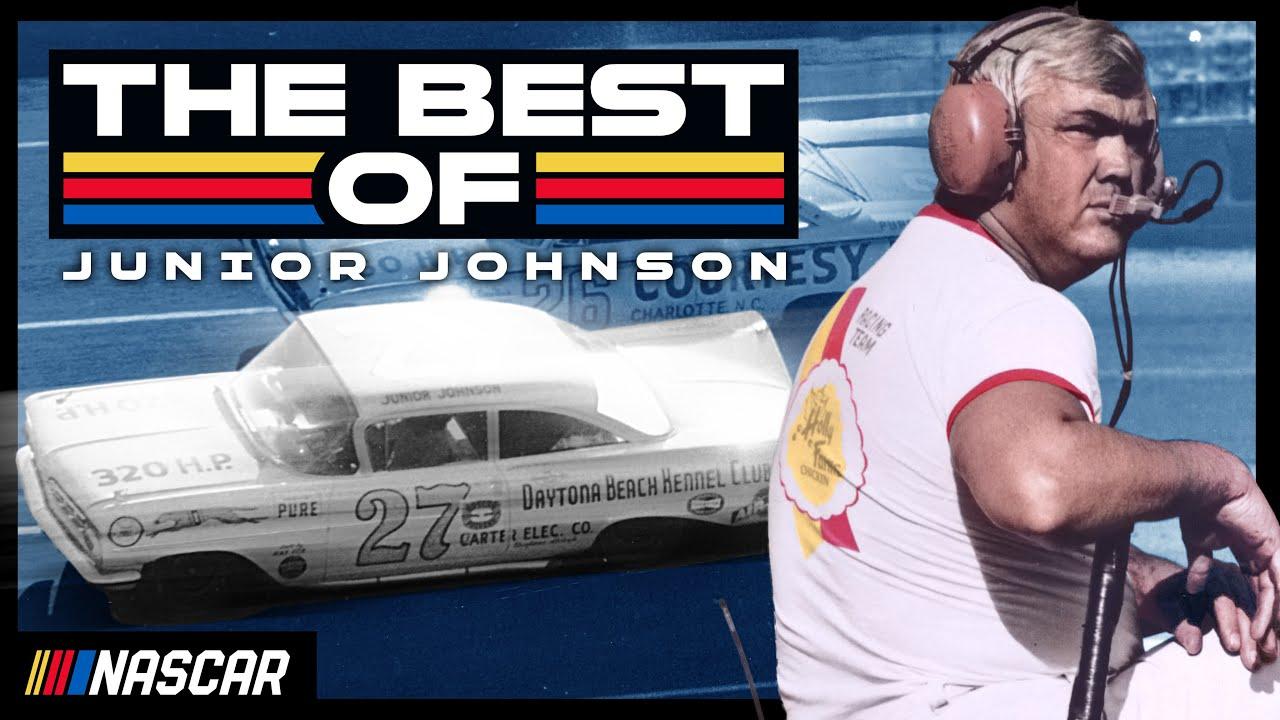 Junior Johnson's greatest moments: Best of NASCAR