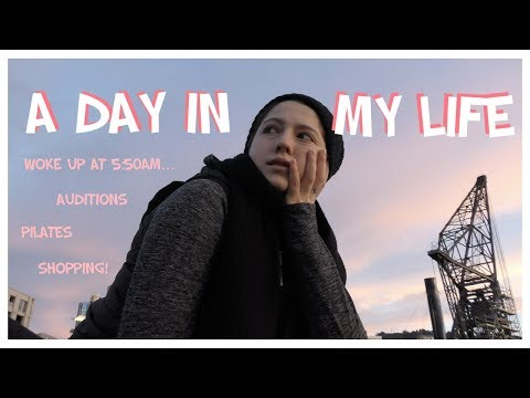 A day in my life in Wellington NZ