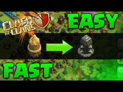 Clash Of Clans   MAX TOWN HALL 9 WALLS ONE MONTH ! LEVEL 10 WALLS TOWN HALL 9 !