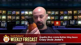 How To Grill Chicken Wings, Plus Hot Sauce Reviews - Weekly Firecast Episode 006