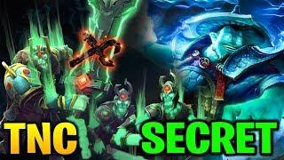 TNC vs SECRET TI8 - THE INTERNATIONAL 2018 - Game 1