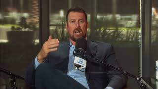 Former NFL QB Ryan Leaf on Tyler Hilinski, CTE & More | The Rich Eisen Show| 7/5/18