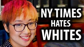 New York Times Hires Editor Who Hates Whites