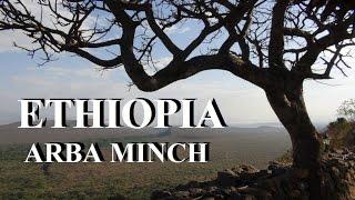 Ethiopia/ Dorze Tribe (Chencha to Arba Minch)
