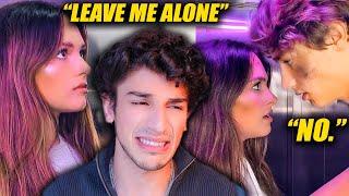 TikTok Girl's Ex Won't Leave Her Alone
