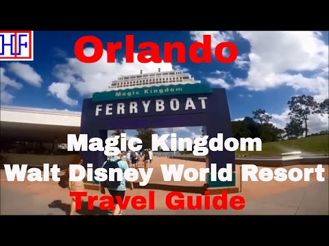 Orlando | Magic Kingdom – Disney Theme Park | Travel Guide | Episode# 6