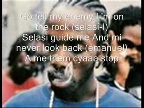 Mavado -on the rock w/ lyrics