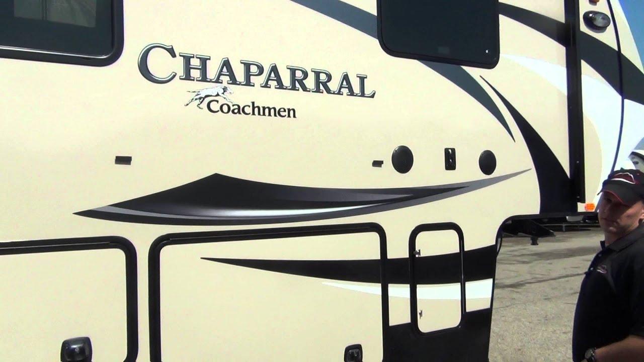Benefits of Coachmen Chaparral 5th Wheels | Mount Comfort RV