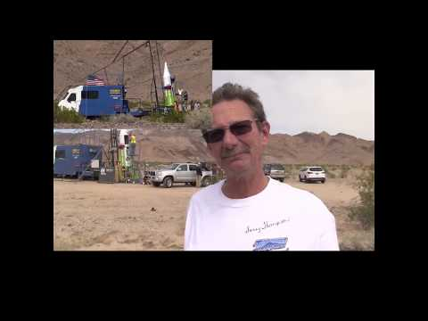 Flat Earther Mike Hughes - Crashes on Round Earth, into hard ground.   RIP Crazy Dude. thumbnail