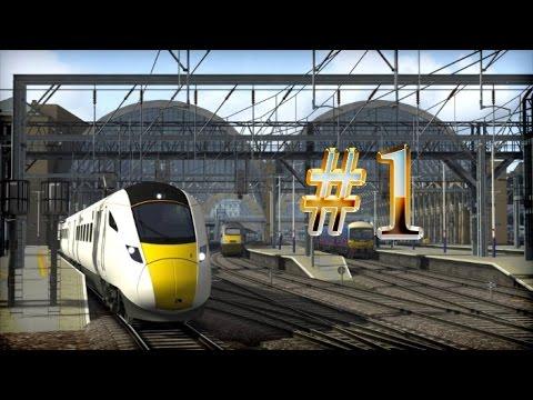 Train Simulator 2015: Прохождение #1™