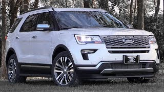 2019 Ford Explorer: Review
