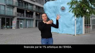 L'Absence / Atelier Van Lieshout / vidéo en LSF