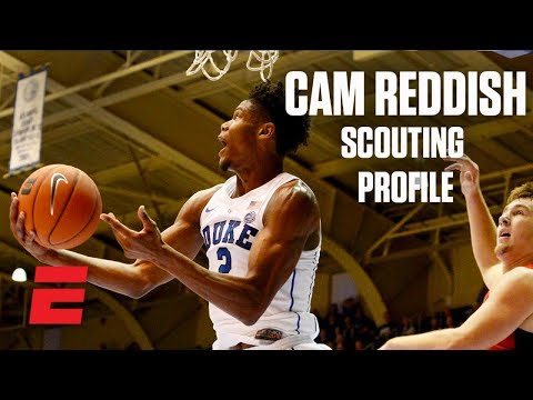 Cam Reddish preseason 2019 NBA draft scouting video | DraftExpress