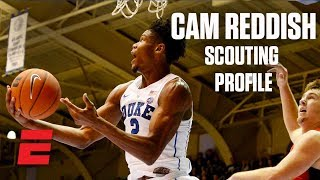 cameron reddish committed