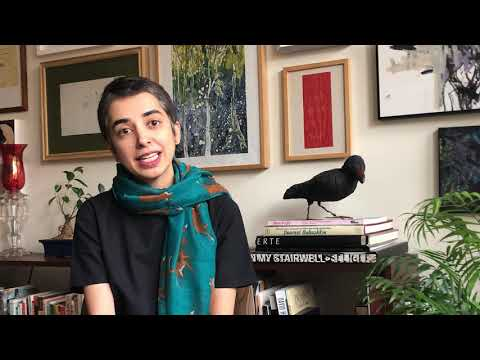 A Norouz message and a brief intro to Persian instruments from Sareh joon!