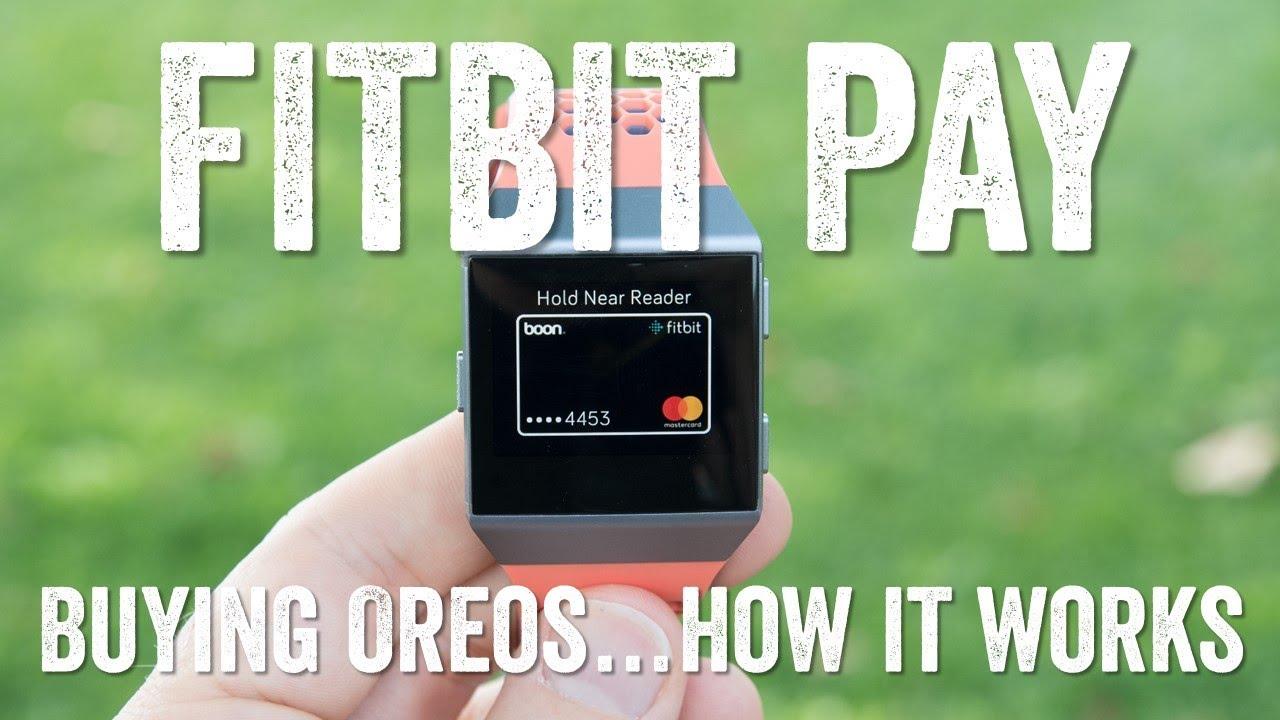 Fitbit Ionic GPS Smartwatch In-Depth Review | DC Rainmaker