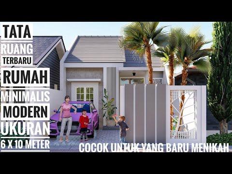 rumah minimalis modern - youtube