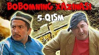 Bobomning xazinasi (o'zbek komediya serial) 5-qism | Бобомнинг хазинаси (комедия узбек сериал)