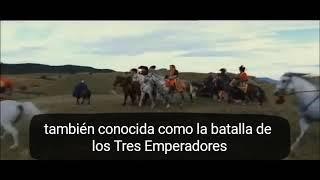 Batallas Napoleónicas austerlitz