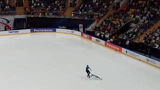 Александра Бойкова Дмитрий Козловский Контрольные прокаты сборной России 12 08 2020