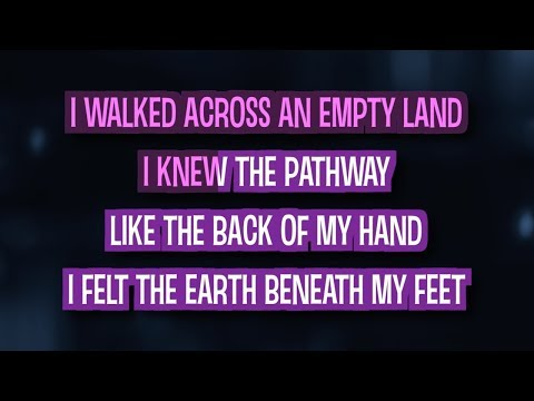 Somewhere Only We Know (Karaoke) - Lily Allen