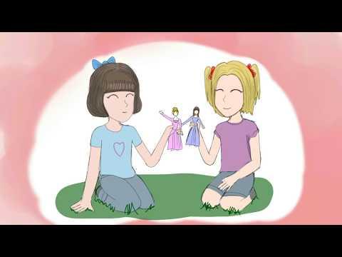 I wish you liked girls// Animatic