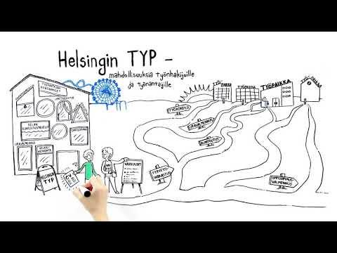 Helsingin TYP - mahdollisuuksia työntekijöille ja työnantajille