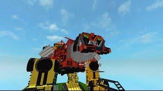 Roblox Transformers Revenge of the Fallen