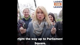 Esther McVey: Join the March to Leave!