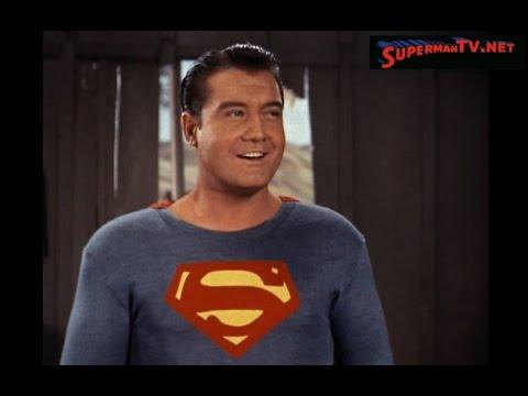 george reeves superman youtube