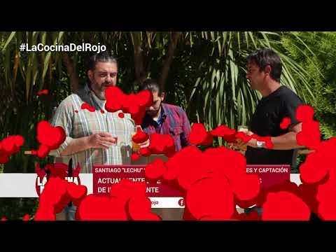 """La Cocina del Rojo - Programa 22: SANTIAGO """"LECHU"""" RODRIGUEZ"""