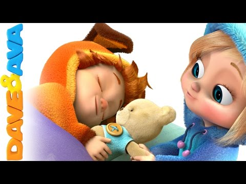 💤 Brother John | Are You Sleeping Brother John | Nursery Rhymes and Baby songs from Dave and Ava 💤