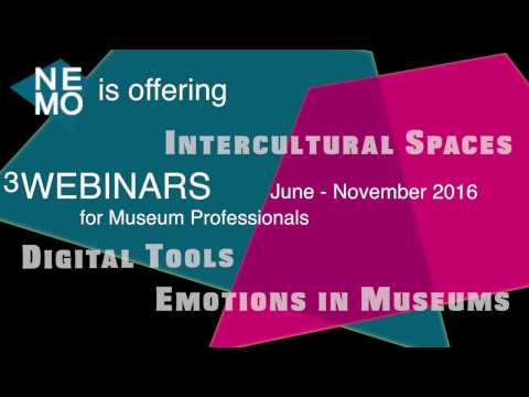 NEMO | Webinar | 30 November 2016 | Museums as Intercultural Spaces