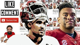 Why QB Jalen Hurt Might Not Be At Alabama In 2019