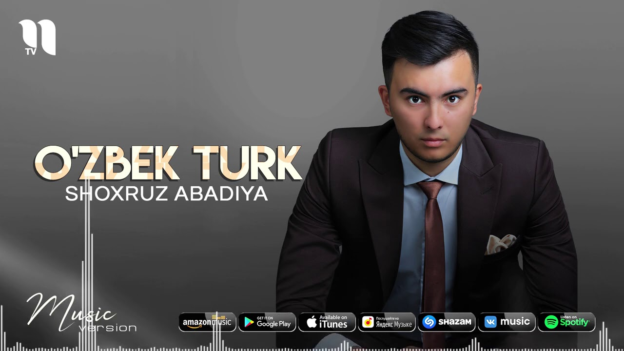 Shoxruz (Abadiya) - O'zbek Turk (audio 2021)
