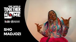 "Sho Madjozi performs ""Good Over Here"" 