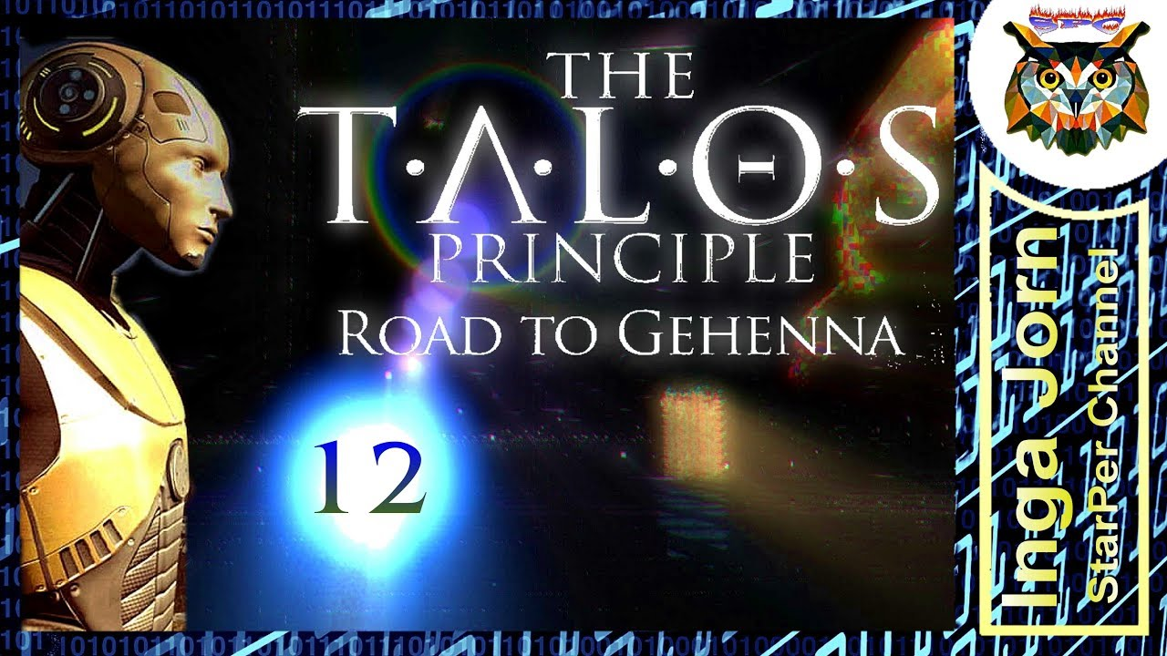 talos principle narrative review - 2 дня