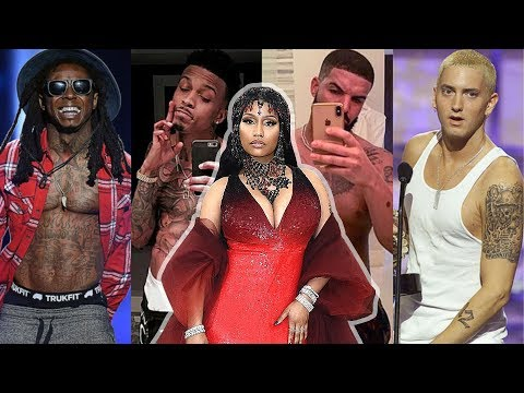 nicki minaj dating 2 guys