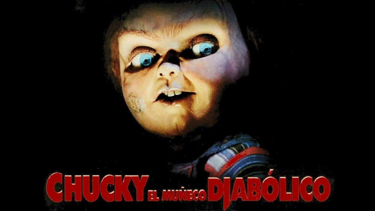 foto de Chucky: El Muñeco Diabólico Chucky Escapa (Redoblaje Latino De 1998) 1988 YouTube