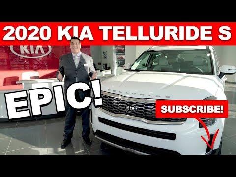 NEW 2020 Kia Telluride Review | Yonkers Kia | Bronx Queens New Rochelle White Plains New York
