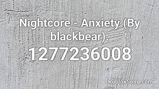 Idfc Blackbear Roblox Music Id Black Bear Song Codes Preuzmi