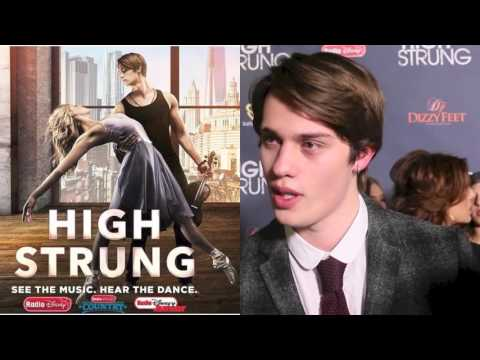 High Strung Los Angeles Premiere with  Nicholas Galitzine